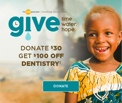Donate $30, Get $100 Off Dentistry - Johnson Ferry Dentistry